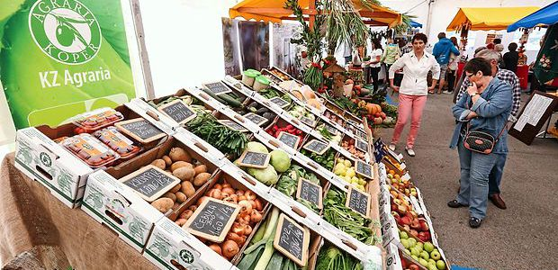 Kmetijska zadruga Agraria Koper