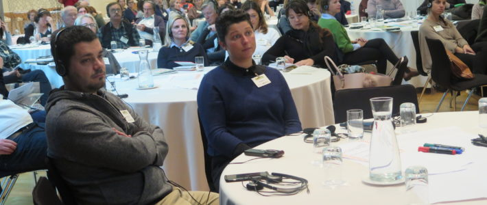 Konferenca Kako povečati odpornost lokalnih skupnosti v času podnebnih sprememb?