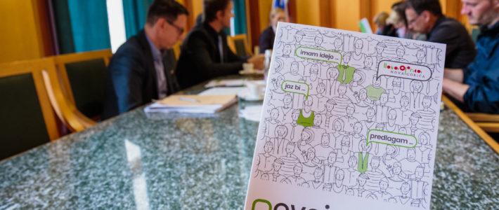 Participativni proračun občine Nova Gorica – Povej na glas