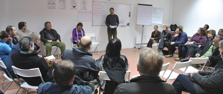 Iniciativa Mestni zbor – Samoorganizirane četrtne in krajevne skupnosti Maribora