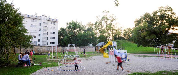 Celovita urbana prenova Savskega naselja v Ljubljani