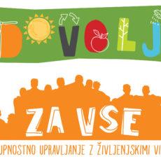 Sodelujte v programu podpore občinam pri izvajanju projektov skupnostnega upravljanja z življenjskimi viri