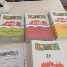 Izbrani projekti za mentoriranje za skupnostno upravljanje z življenjskimi viri