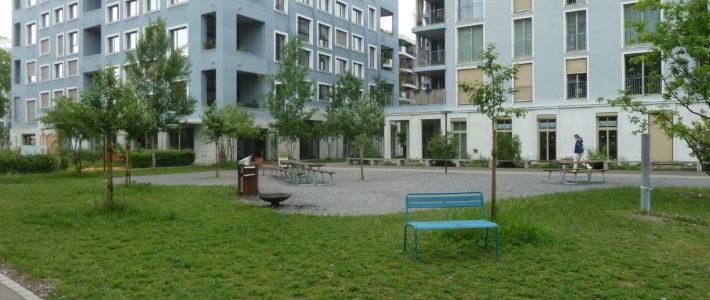 Dobre prakse: Hunziker Areal – skupnostno bivanje v stanovanjski kooperativi