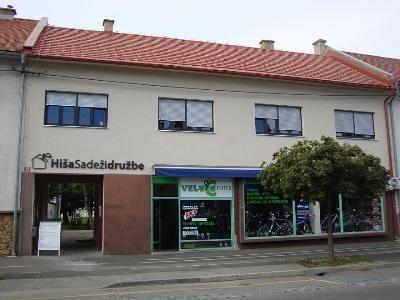 Medgeneracijski skupnostni centri Hiše Sadeži družbe