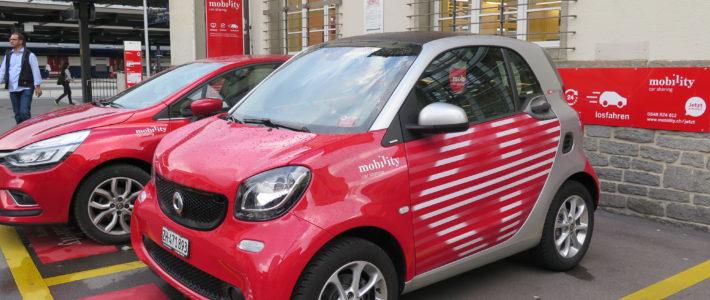 Dobre prakse: Zadruga za souporabo avtomobilov Mobility